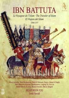 Jordi Savall - Ibn Battuta, 2 Super Audio CDs