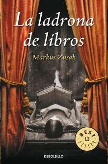 Markus Zusak: La Ladrona de Libros / The Book Thief, Buch