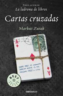 Markus Zusak: Cartas Cruzadas / I Am the Messenger, Buch