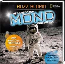 Buzz Aldrin: Meine Reise zum Mond und zurück: Mein Apollo 11 - Abenteuer, Buch