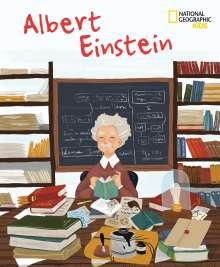 Jane Kent: Total genial! Albert Einstein, Buch