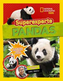 Marc Brody: Superexperte Pandas.National Geographic KiDS, Buch