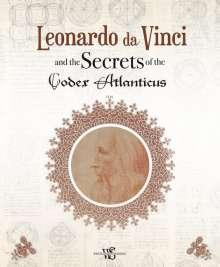 Marco Navoni: Leonardo da Vinci and the Secrets of the Codex Atlanticus, Buch