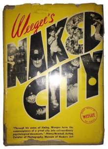 Weegee: Weegee's Naked City, Buch