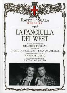 Teatro alla Scala Memories - Puccini:La Fanciulla Del West, 2 CDs