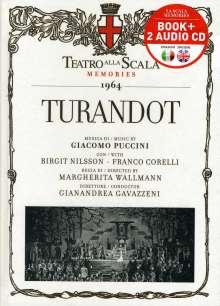 Teatro alla Scala Memories - Puccini:Turandot, 2 CDs