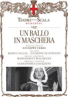 Teatro alla Scala Memories - Verdi:Un Ballo in Maschera, 2 CDs