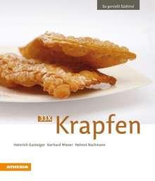 Heinrich Gasteiger: 33 x Krapfen, Buch