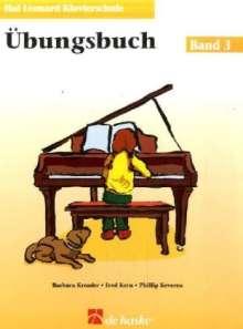 Barbara Kreader: Hal Leonard Klavierschule Übungsbuch 03, Noten