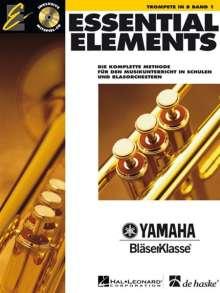 Essential Elements 1 für Trompete, Noten