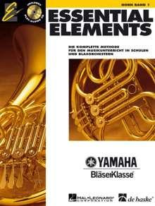Essential Elements 1 für Horn, Noten