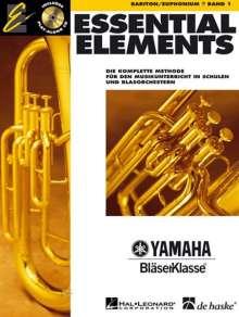 Essential Elements 1 für Bariton (BC), Noten