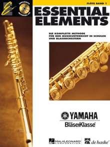Essential Elements 01 für Flöte, Noten