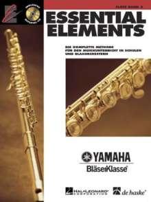Essential Elements 02 für Flöte, Noten