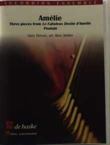 Yann Tiersen: Amélie, Noten