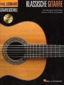 Paul Henry: Klassische Gitarre, Noten