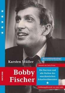 Karsten Müller: Bobby Fischer, Buch