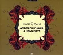 Hans Rott (1858-1884): Streichquartett c-moll, Super Audio CD