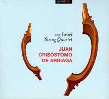 Juan Arriaga (1806-1826): Streichquartette Nr.1-3, CD