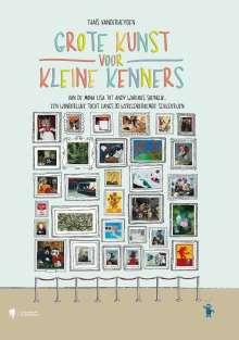 Thais Vanderheyden: Grote kunst voor kleine kenners, Buch