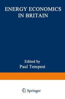 Energy Economics in Britain, Buch