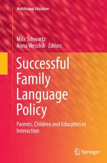 Successful Family Language Policy, Buch