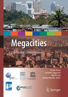 Megacities, Buch