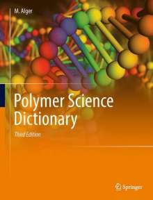 M. Alger: Polymer Science Dictionary, Buch
