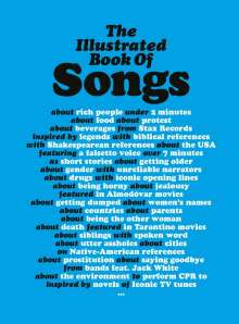 Colm Boyd: The Illustrated Book of Songs, Buch