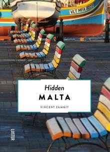 Vincent Zammit: Hidden Malta, Buch