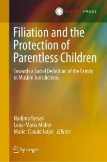 Filiation and the Protection of Parentless Children, Buch