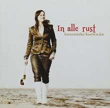 Annemieke Koelewijn: In Alle Rust, CD