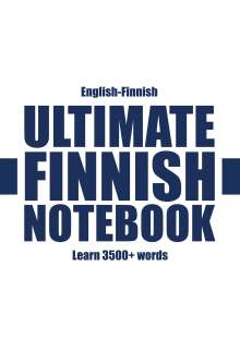 Kristian Muthugalage: Ultimate Finnish Notebook, Buch