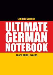 Kristian Muthugalage: Ultimate German Notebook, Buch