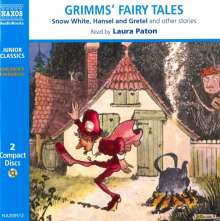 Grimm's Fairy Tales, 2 CDs