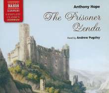 The Prisoner of Zenda, 5 CDs