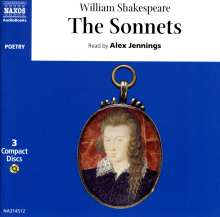 Shakespeare, The Sonnets, 3 CDs