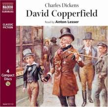 David Copperfield, 4 CDs