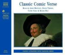 Classic Comic Verse, 2 CDs
