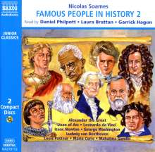 Nicolas Soames: Famous People in Hist V02 2D, CD