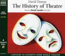 The History Of Theatre, 4 CDs