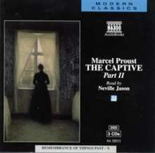Proust, M: CAPTIVE PART II 3D          3D, 3 CDs