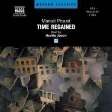 Proust, M: TIME REGAINED 3D            3D, 3 CDs