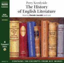 History Of English Literature, 4 CDs