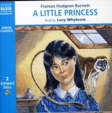 Frances Hodgson Burnett: Burnett,F.H.:A Little Princess (in engl.Spr.), CD