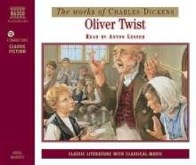 Oliver Twist, 4 CDs