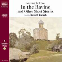 In the Ravine & Other Shor 3D, 3 CDs