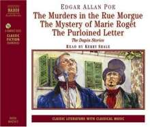 The Murders in the Rue Morgue, 4 CDs