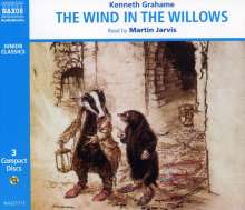 Grahame,Kenneth:The Wind in the Willows, 3 CDs
