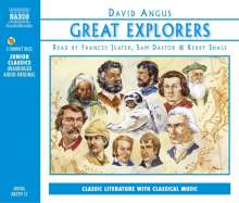 Junior Classics - Great Explorers, 2 CDs